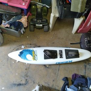 OBRIEN BONZAI SURFBOARD for Sale in San Antonio, TX
