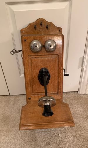 Antique Telephone cabinet for Sale in Plano, TX
