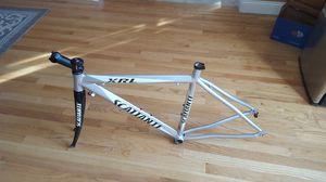 Road bike Frame set 48cm for Sale in Needham, MA