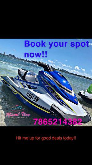 2019 Yamaha jetski for Sale in Miami, FL
