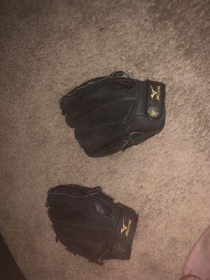 2 Baseball Gloves for Sale in Chula Vista, CA