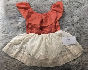 Moana costume / dress for baby 6-9Months for Sale in Las Vegas, NV