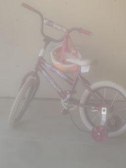 Little Girls Training Bike for Sale in McKinney,  TX