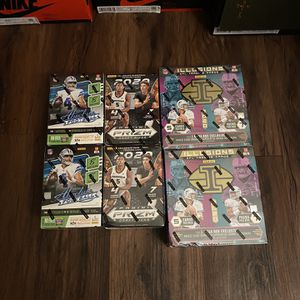 Basketball And Football Cards Panini Sealed Boxes for Sale in Redondo Beach, CA