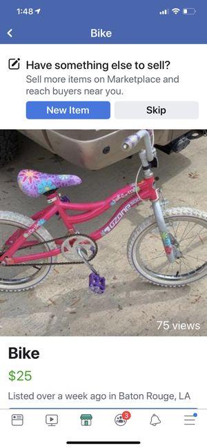 Girls 14 bike for Sale in Baton Rouge, LA