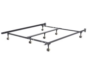 Queen size metal bed frame for Sale in Irvine, CA