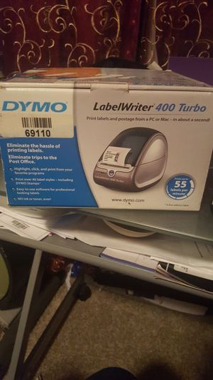 Label Maker Dymo Label Writer for Sale in Durham, NC
