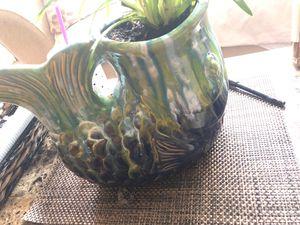 Ceramic flower pots for Sale in Virginia Beach, VA