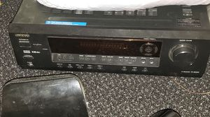 Onkyo receiver for Sale in Westchester, CA