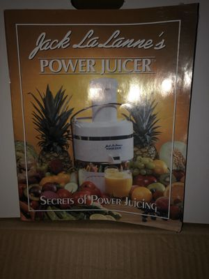 Power Juicer for Sale in Fresno, CA