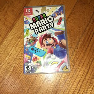 Super Mario Party For Nintendo Switch for Sale in Issaquah, WA