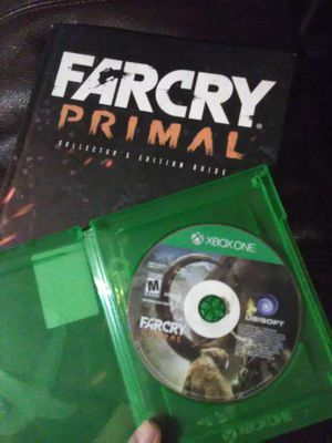Xbox one farcry for Sale in Dublin, GA