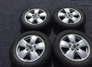 Mini Cooper Wheels and Tires for Sale in North Miami, FL