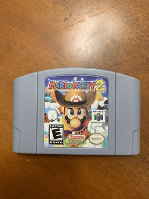 Mario Party 2 Nintendo 64 for Sale in Hialeah, FL