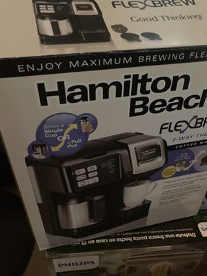 2 way Coffee Maker On Sale for Sale in Perris, CA