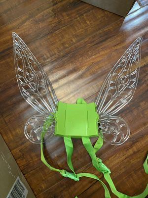 DisneyParks Tinkerbell color changing wearable fairy wings for Sale in Alhambra, CA