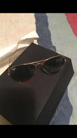 Rayban Blue Aviator & Lacoste Black Aviator Sunglasses for Sale in Memphis, TN