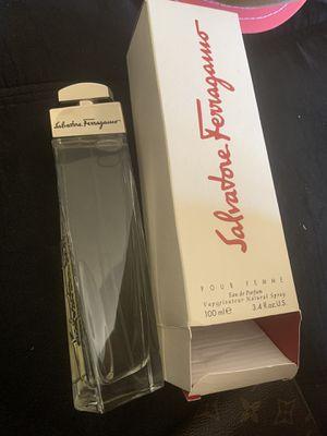 Salvatore Ferragamo Perfume for Sale in Visalia, CA