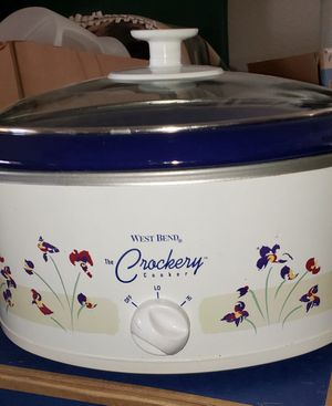 Used crockpot for Sale in Delta, CO