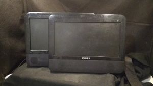 Philips Dual Screen Portable DVD Player for Sale in Elk Grove, CA