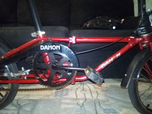 DAHON FOLD UP BIKE for Sale in Pleasanton, CA