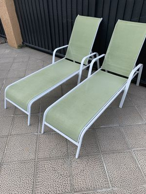 Pool/patio furniture for Sale in Fresno, CA