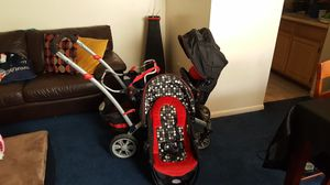 Twin baby stroller (contours) for Sale in Temple Hills, MD