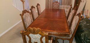 Formal Dining Room Set for Sale in Gibsonton, FL