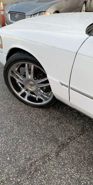 22s chrome rims for Sale in Ocoee, FL