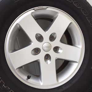 4 JEEP RIMS - 17 INCH for Sale in Queens, NY