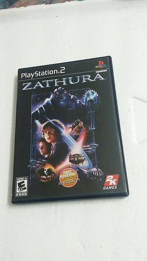 Zathura, PS2 for Sale in El Cajon, CA