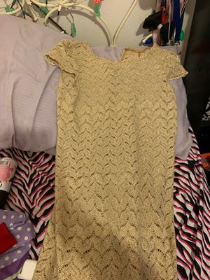 See thru dress,prom,parties,church for Sale in North Bergen, NJ