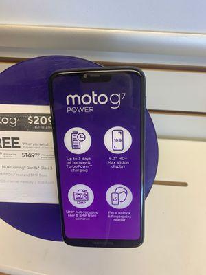 MotoG7 Power for Sale in Starkville, MS