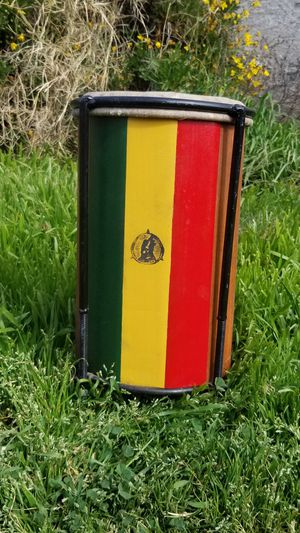 RASTAFARI drum for Sale in San Gabriel, CA
