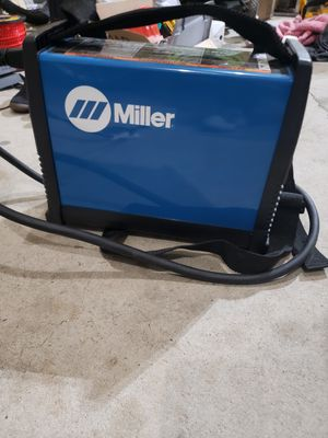 Miller maxxstar 161 STL stick and tig welder for Sale in East Greenville, PA