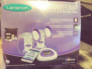 Lansinoh double electric smart breast pump brand new in box never used for Sale in Norwalk, CA