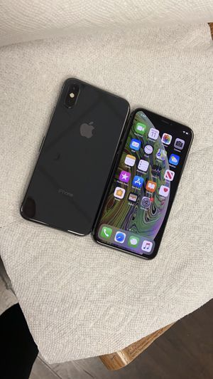 iPhone X ,64gb,factory unlocked,excellent condition ,each for Sale in Malden, MA