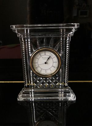 Waterford Crystal Clock for Sale in Corona, CA