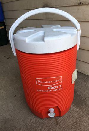 Gott drinking water cooler for Sale in Wyandotte, MI