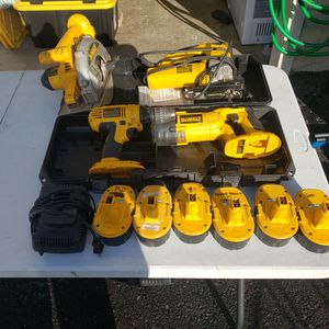 Dewalt Tools for Sale in Puyallup, WA