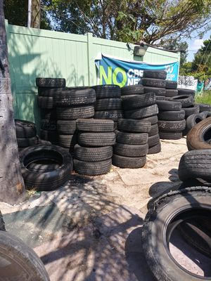 Used & New Tires for Sale in Apopka, FL