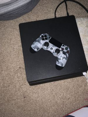 PS4 and controller for Sale in Norfolk, VA