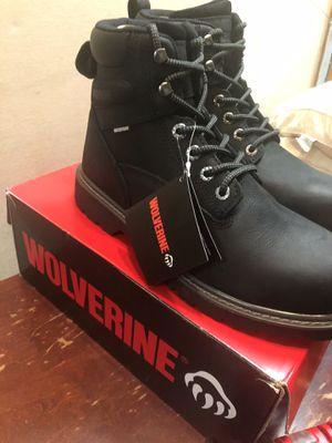 Wolverine steel toe work boot for Sale in Santee, CA