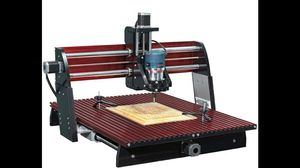 CNC router 3D printer vinyl cutter sticker maker for rent for Sale in Beaumont, CA