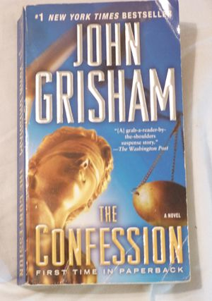 John Grisham The Confession Book for Sale in Ripley, WV