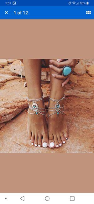 Ankle Bracelet for Sale in Brooklyn Park, MN
