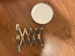 Mirror Extendable for Bathroom 2 Sided Hang Wall for Sale in Alexandria, VA