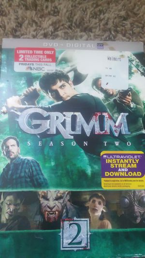 Grimm season 2 for Sale in Traverse City, MI