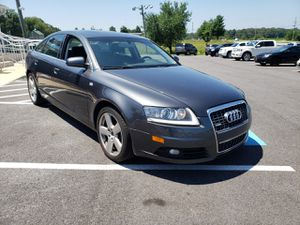 2007 Audi A6 4.2 with Triptonic for Sale in White Plains, MD