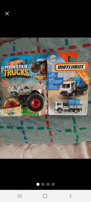 Hot Wheels & Matchbox PooP & Potty ●□● for Sale in Williamsport, PA
